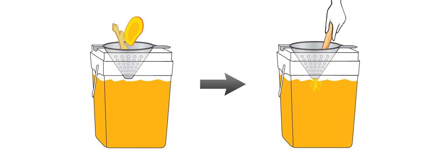 CQ-Mango-Ginger-Spa-Water-Recipe-Step-4-Infusing-Water-Fresh-Mango-Ginger
