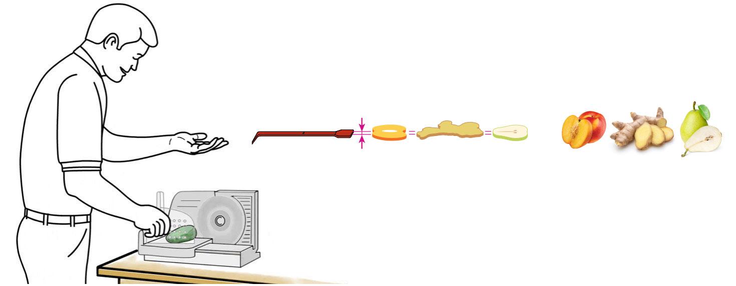 CQ-Peach-Pear-Ginger-Spa-Water-Recipe-Step-1-Cut-Fruit-Using-CQ-Slicer-Key.jpg