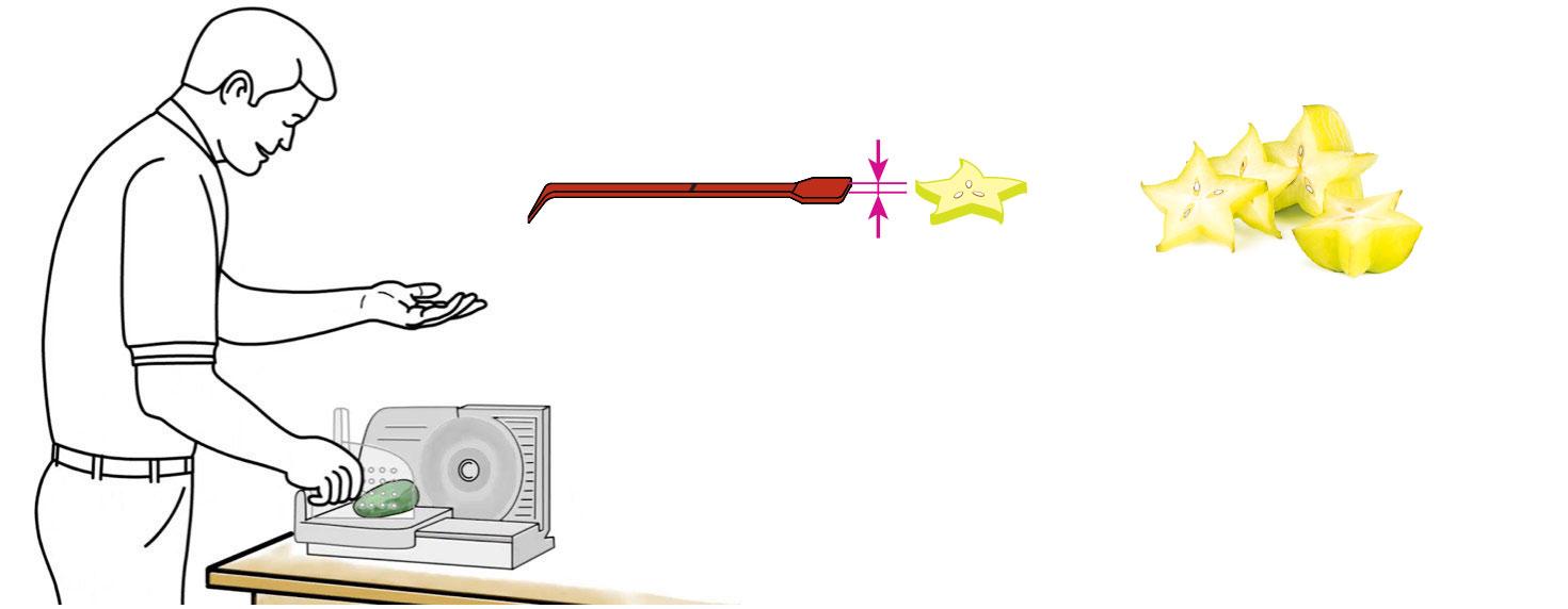 CQ-Red-Raspberry-Pomegranate-Starfruit-Spa-Water-Recipe-Step-1-Cut-Fruit-Using-CQ-Slicer-Key.jpg