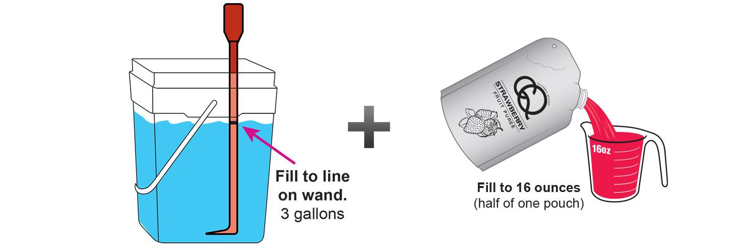 CQ-Strawberry-Kiwi-Infused-Water-Recipe-Step-3-Fill-CQ-Mixing-Bucket-Water-and-1-pouch-CQ-Strawberry-Kiwi-Puree.jpg