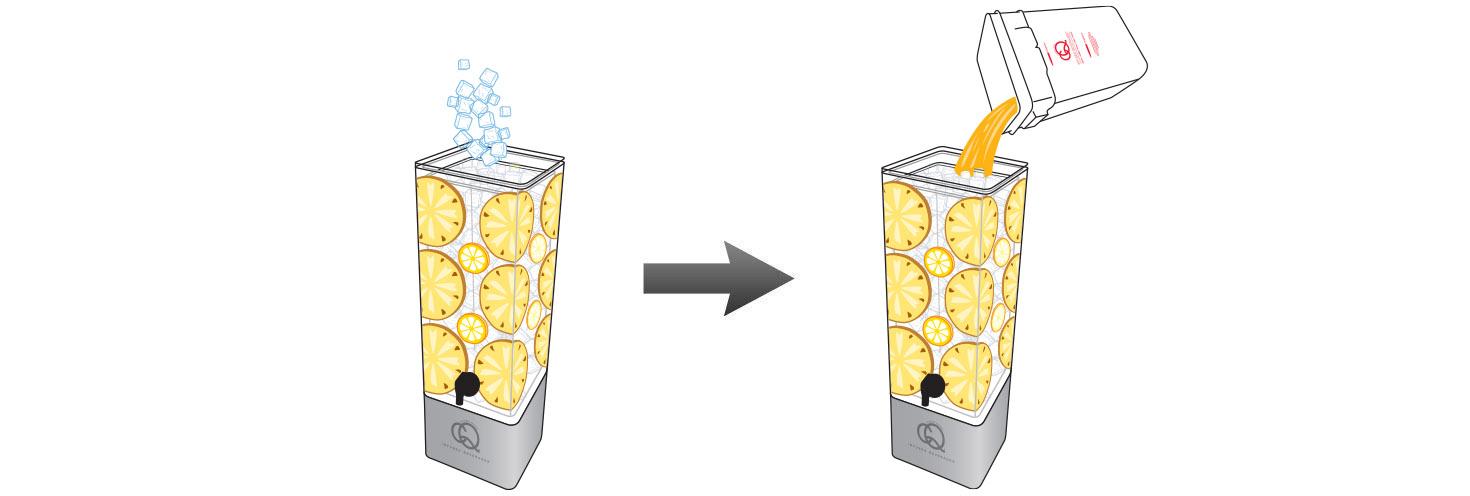 CQ-Lemon-Pineapple-Iced-Tea-Recipe-Step-5-Fill-BPA-Free-Beverage-Dispenser-Peah-Lemon-Pineapple-Iced-Tea