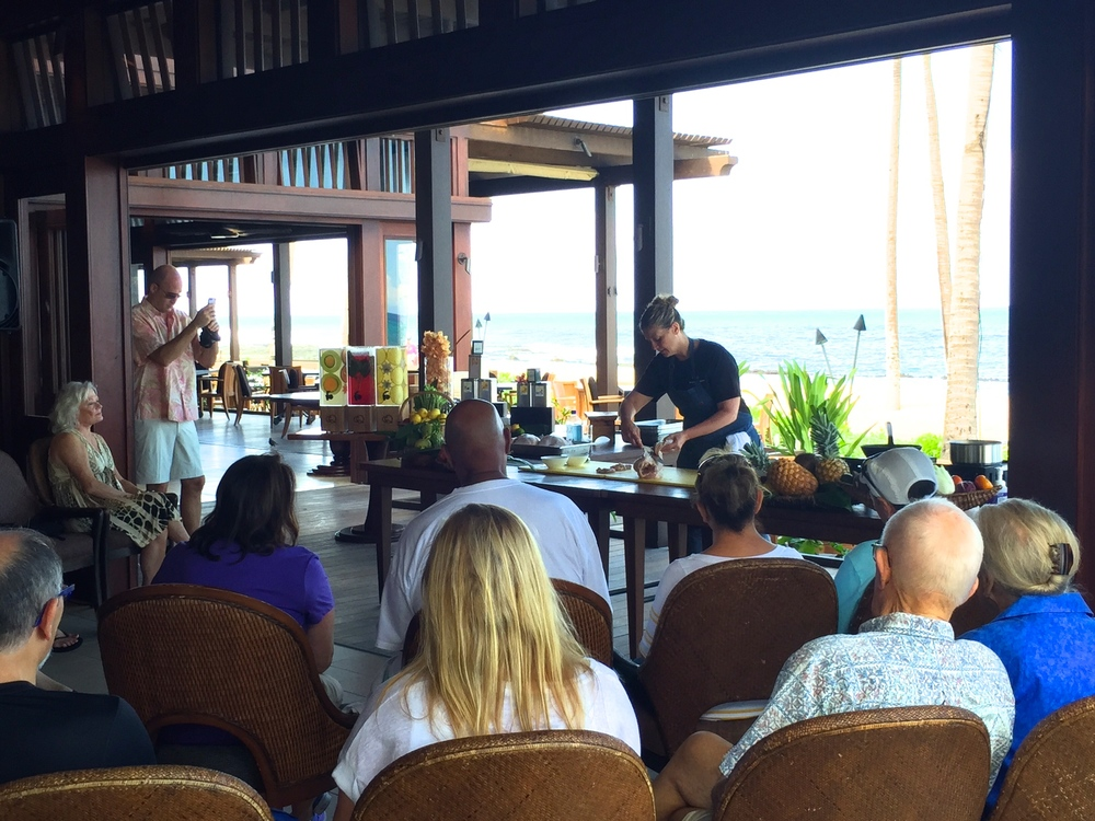 Cooking Demonstration with Chef Amanda Freitag