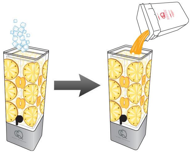 CQ-Peach-Pineapple-Infused-Water-Recipe-Step-5-Fill-BPA-Free-Beverage-Dispenser-Peach-Pineapple-Infused-Water.jpg