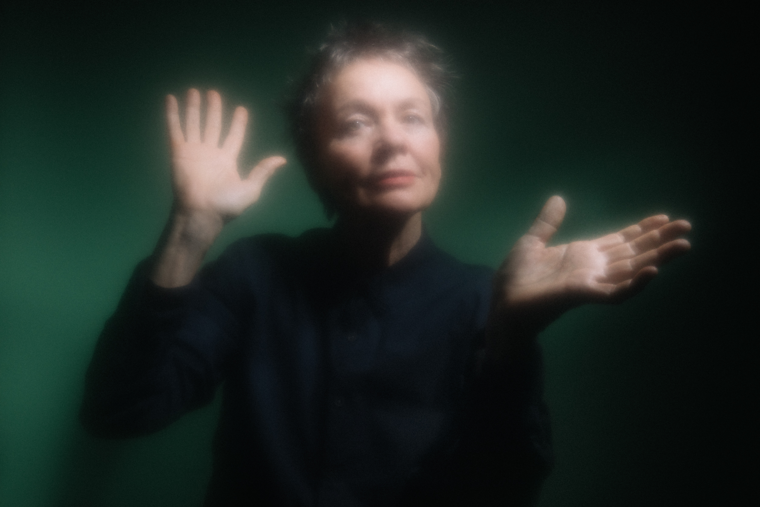 Laurie Anderson