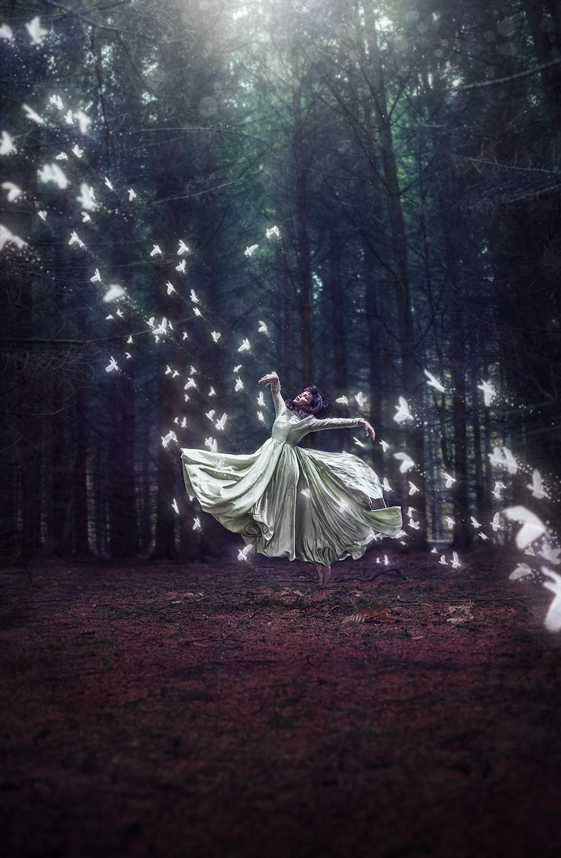 Fluttering Luminance