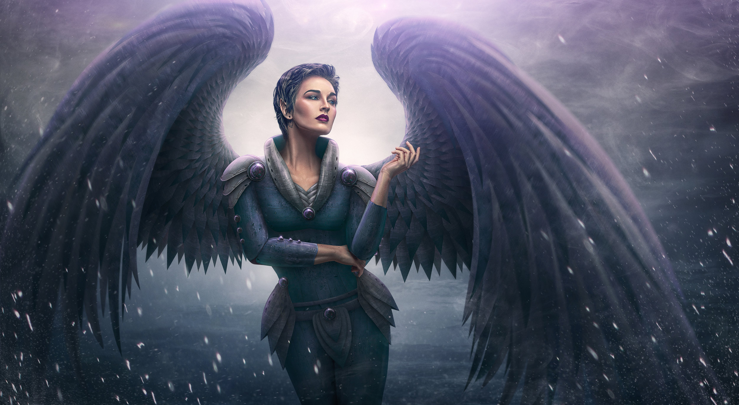 The Armored Angel