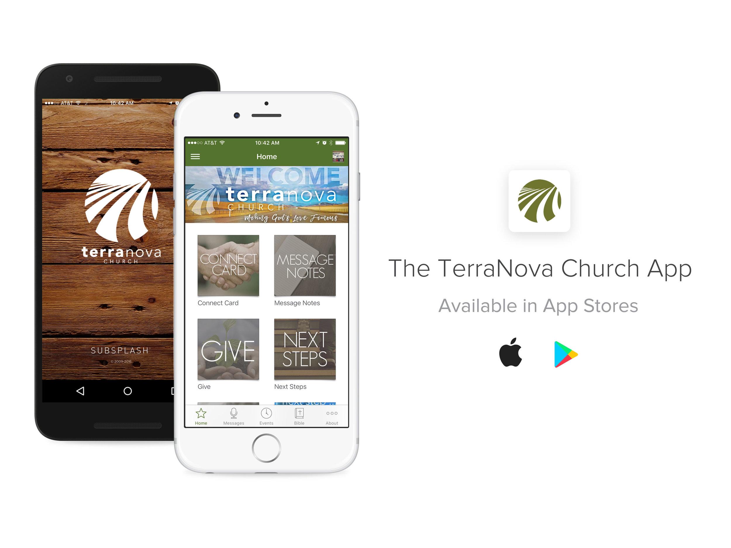 TerraNova App