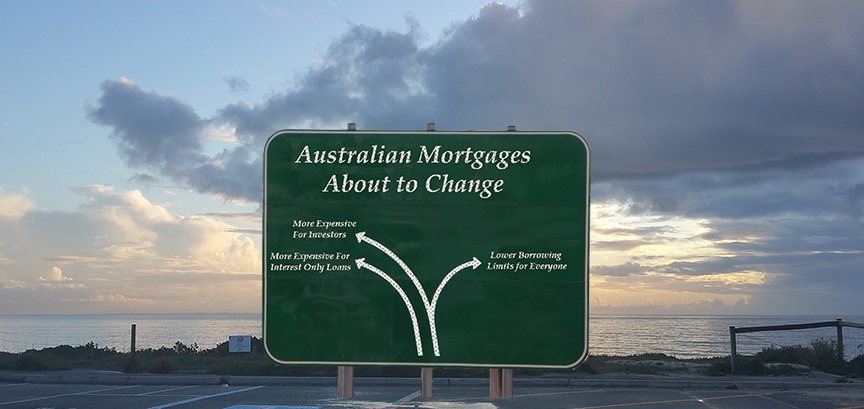 Mortgages-changing