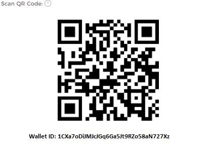Our  Blockchain wallet.