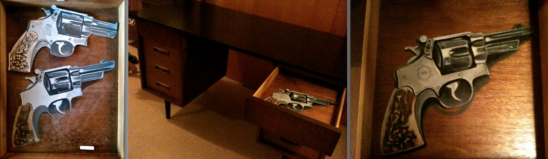 The Gun Drawer