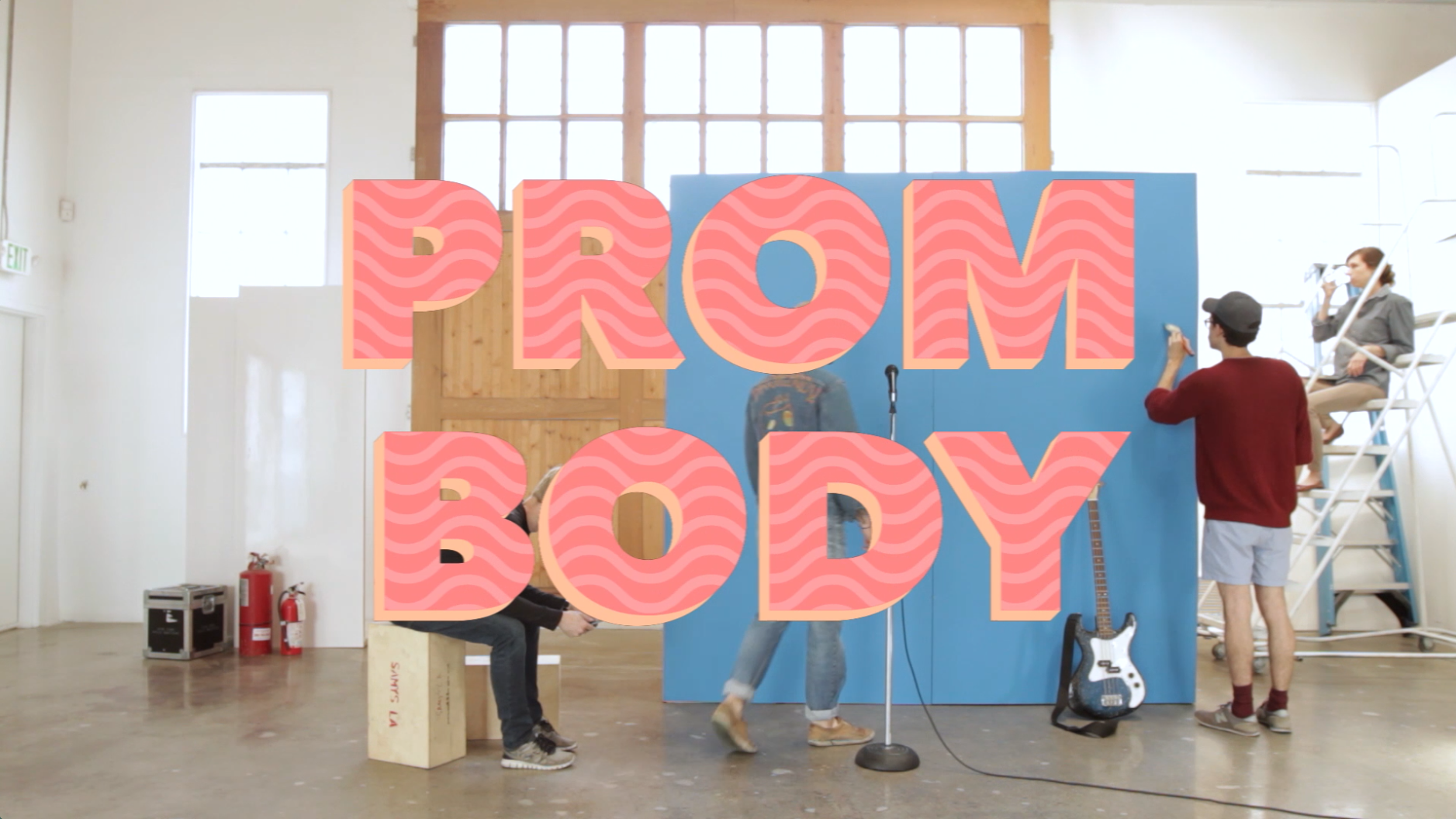 Prom Body - My Paradise