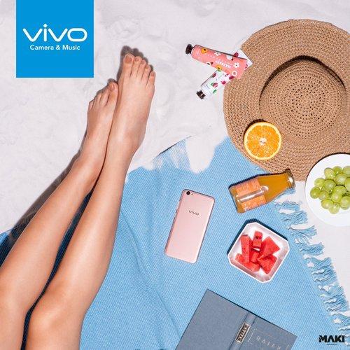 Chụp ảnh điện thoại Vivo. Ảnh: MAKI
