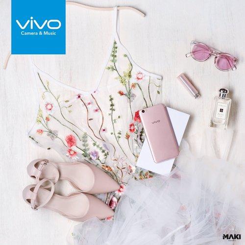 Chụp hình điện thoại Vivo. Ảnh: MAKI