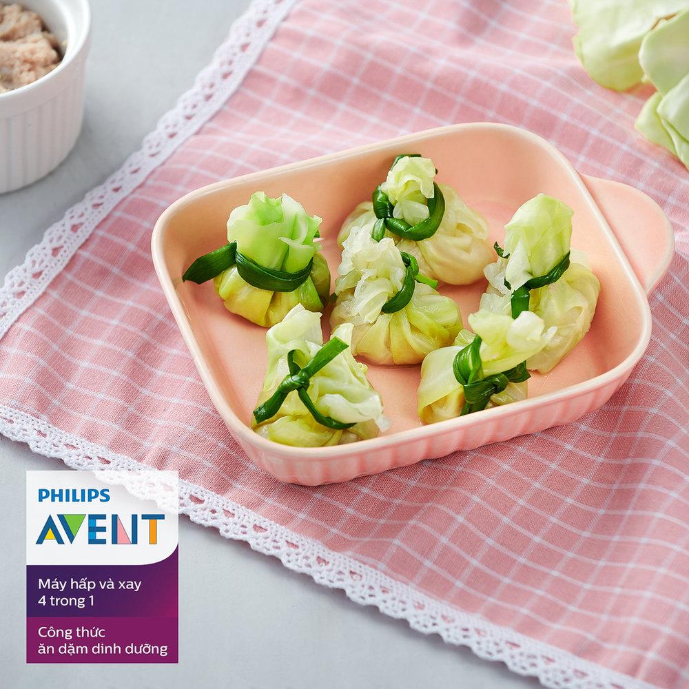 Chụp ảnh món ăn cho Philips Avent. Ảnh: MAKI.vn