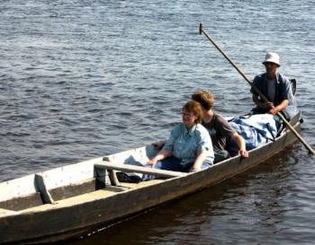 Pat M crossing river boat 0707_resize.jpg