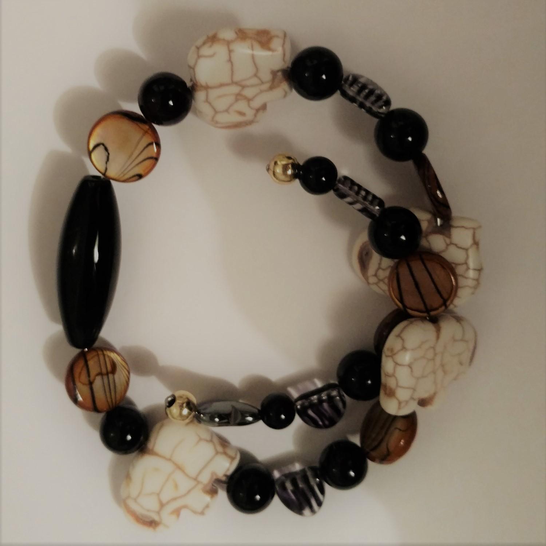 #JW-B 190003 Elephant Bracelet  suggested $20 USD