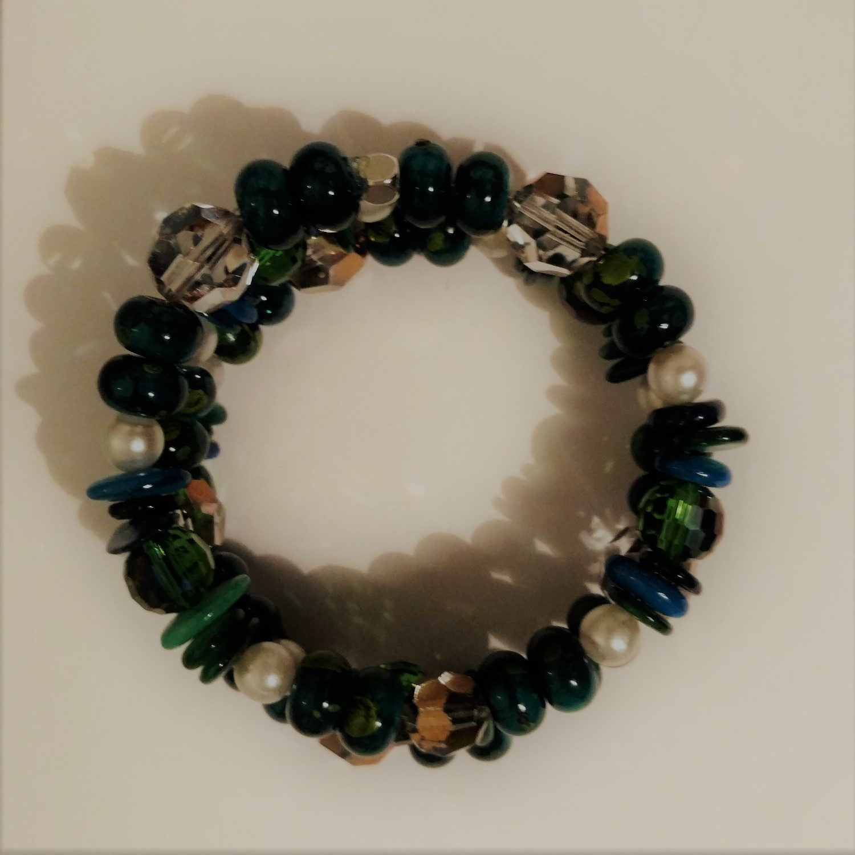 #JW-B 190016 Bracelet  Suggested $25 USD