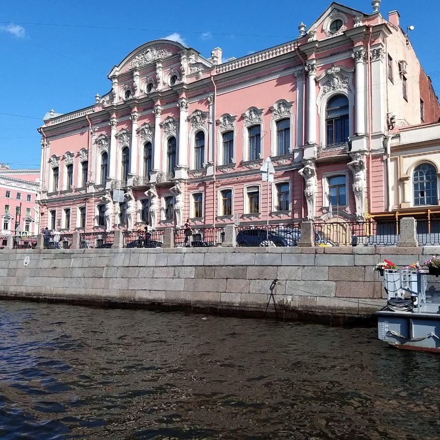 St. Petersburg - Architecture