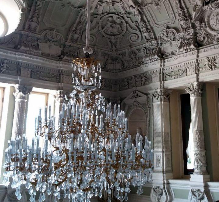 Yusupov Palace - Stairway Ceiling