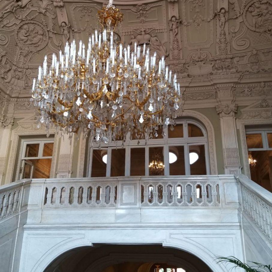 Yusupov Palace - Chandelier