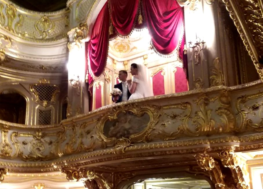 Yusupov Palace - Marriage in Theater