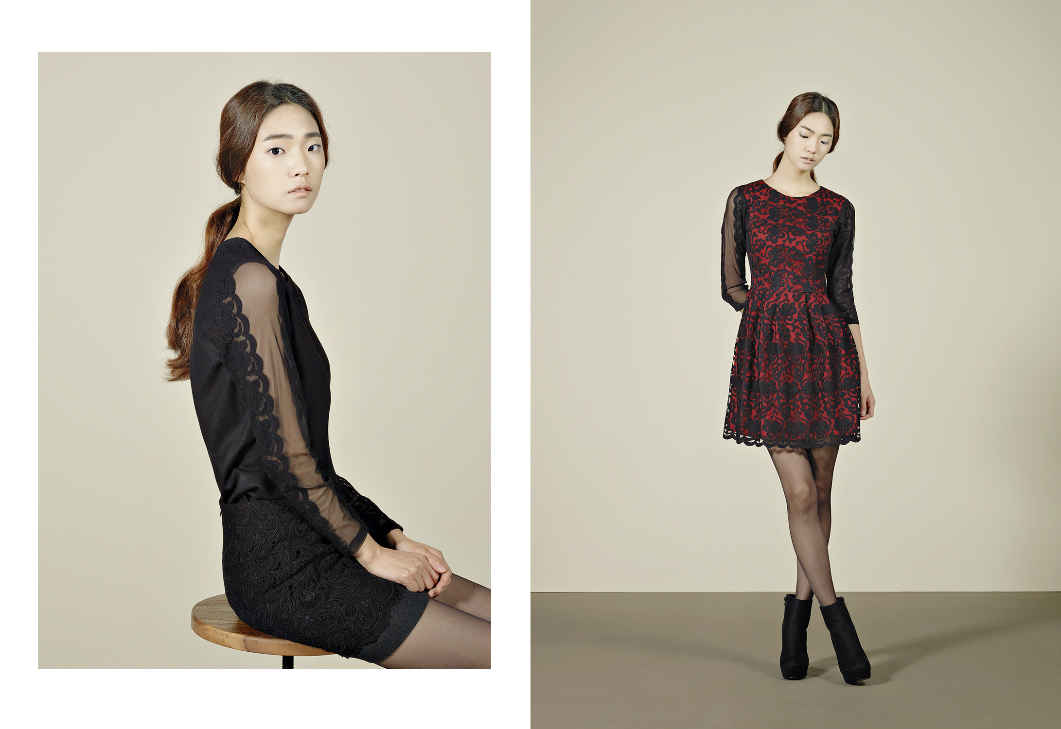 Grace Raiment Lookbook. 2013