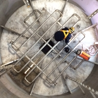 CONFINED SPACE SUPERVISION  Teams to support your entry - supervisor, top man, additional manpower or a whole support team.