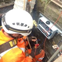 CONFINED SPACE WORKING  Teams ready to enter your spaces and carry out tasks.