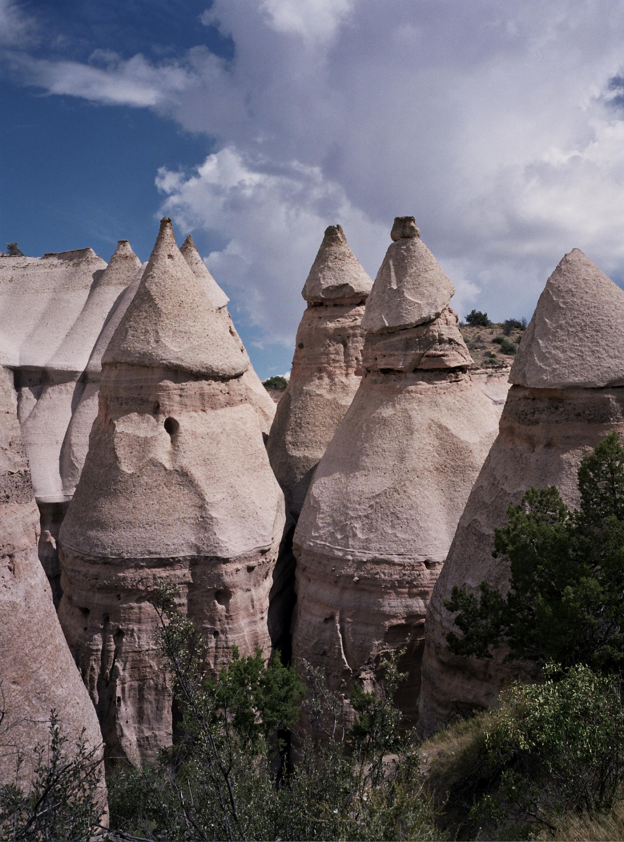 tent rocks