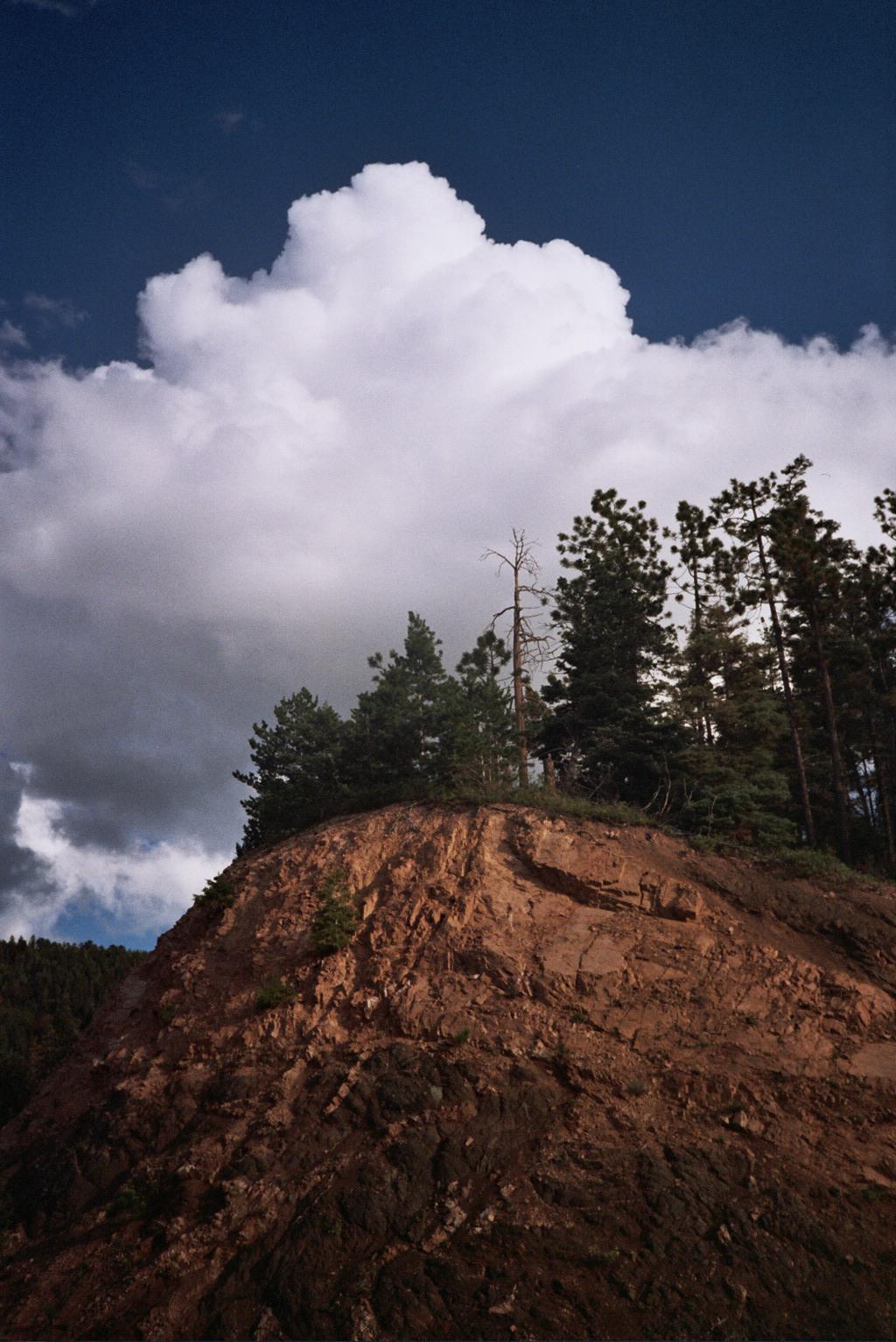 rocky mountain cloud