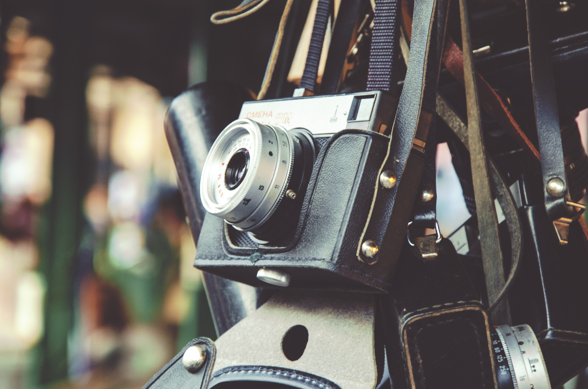 I really need a new camera. Photo from www.unsplash.com