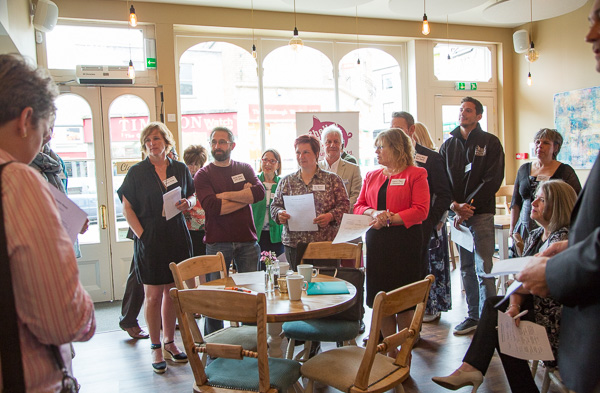 Inspire and Connect in Ross-On-Wye Hosted by ShelleyHolmes Accountancy Limited -Ledbury 26/07/2016