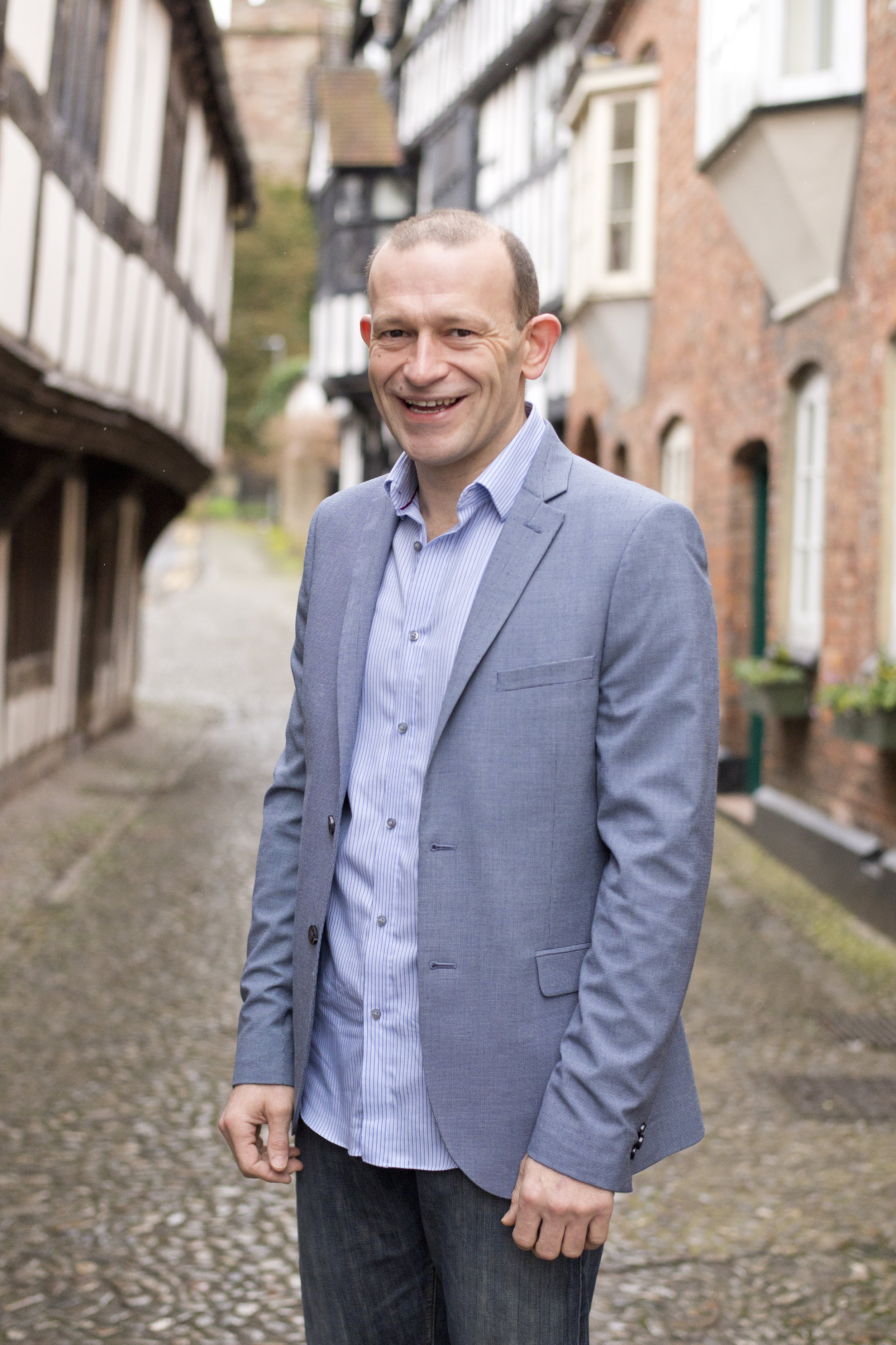 Paul Holmes ShelleyHolmes Accountancy Limited- Ledbury