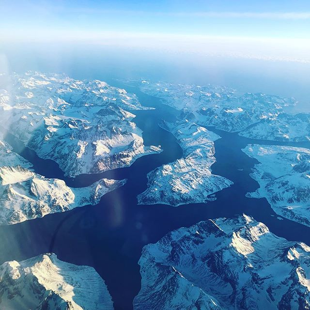 Let's keep the ice in Greenland.