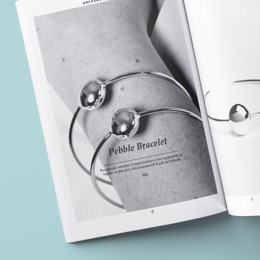 lookbook design 2