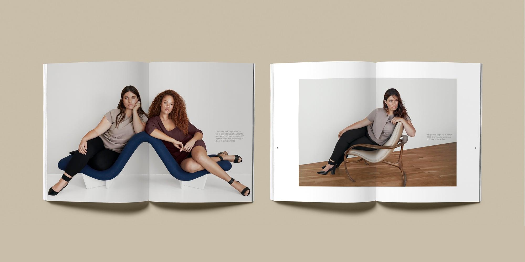 lookbook design 4