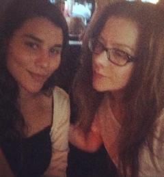 Nicole & Me At Nautika