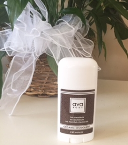 Ava Organic Deodorant