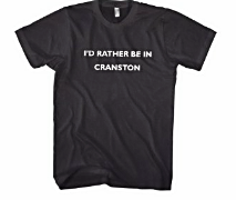 Showing The Love With A Cranston Tee