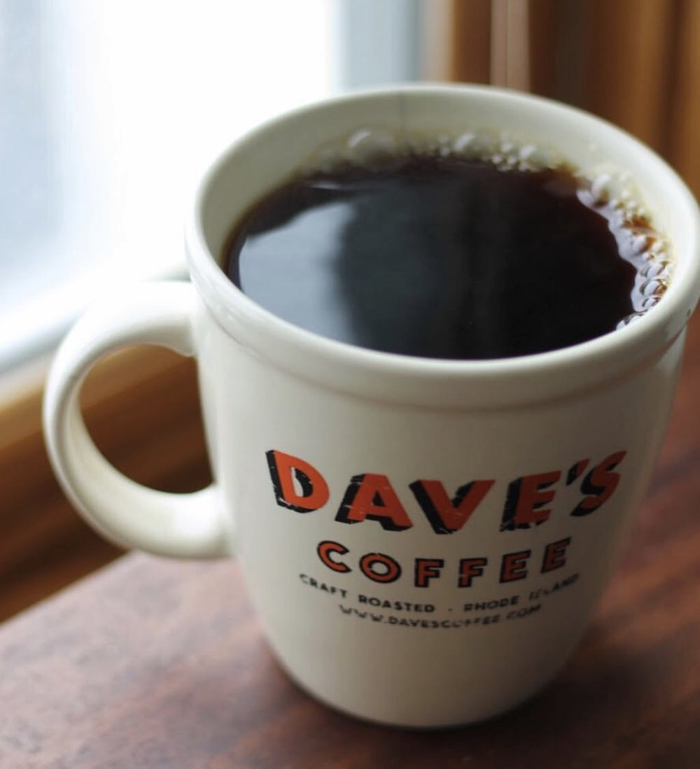Photo from Dave's Coffee Instagram