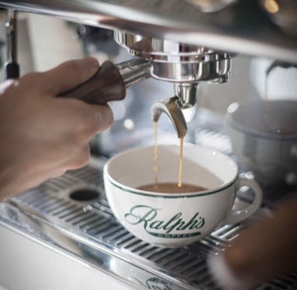 Photo Courtesy Of The   Ralph's Coffee Instagram