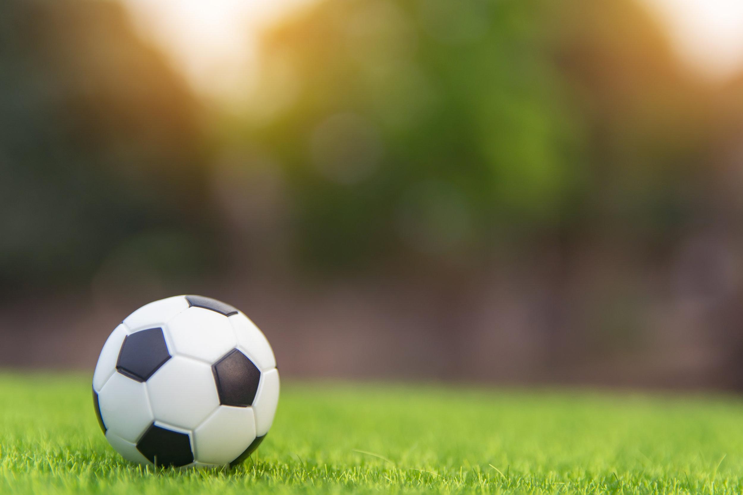 """""""Soccer is a magical game."""" (David Beckham)"""