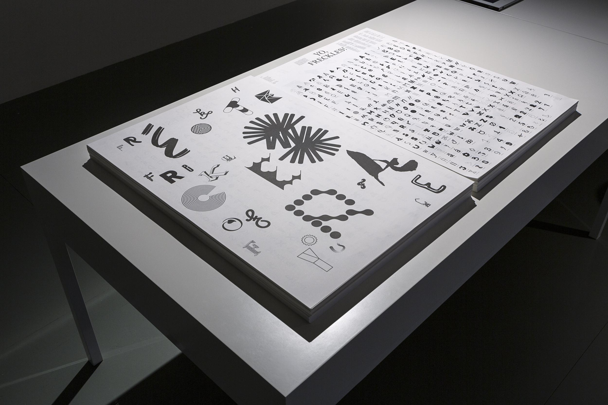 Don't Shoot the Messenger - Expanding Field of Graphic Design , 2013 (c) Paavo Lehtonen