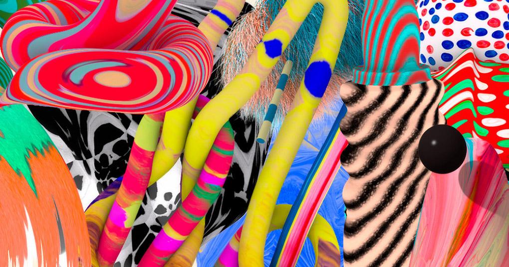 Santtu Mustonen: Artwork for Flow Festival 2011