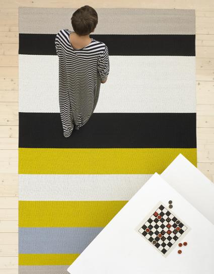 Woodnotes: Avenue carpet, (c) Sameli Rantanen