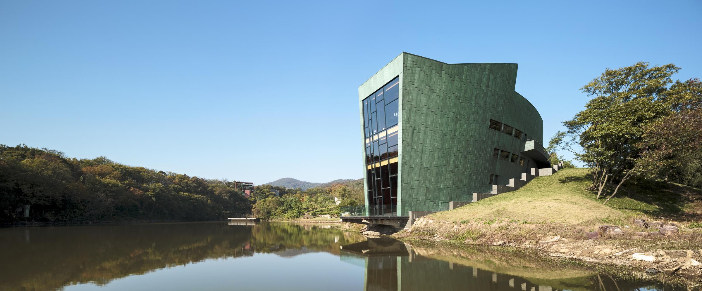Sanaksenaho Architects: CIPEA Villa in Nanjing, China. Designed 2003-04 , built 2012. Photo: Tuomas Uusheimo