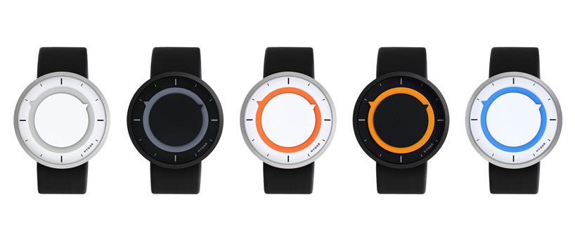 3012 watch series, designed by Mats Lönngren for Hygge