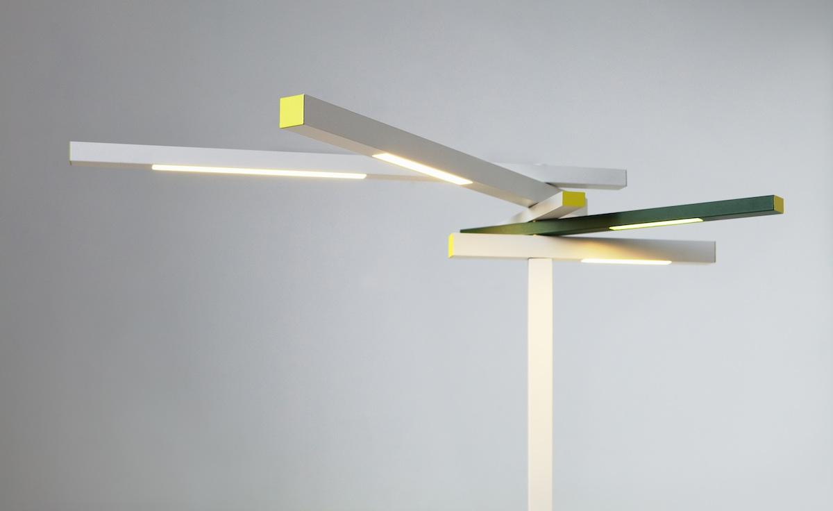Mari Isopahkala: KURKILED lamp, 2011. Image: Chikako Harada.