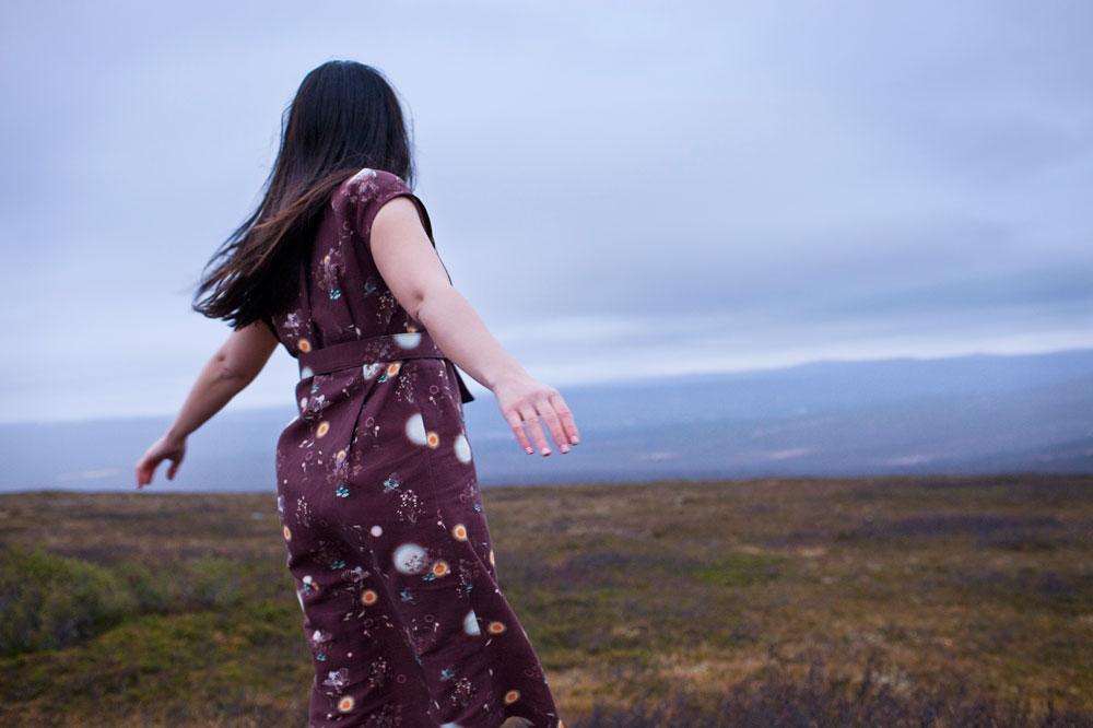 """Lappi"" collection 2012. Photo: Marja Helander"