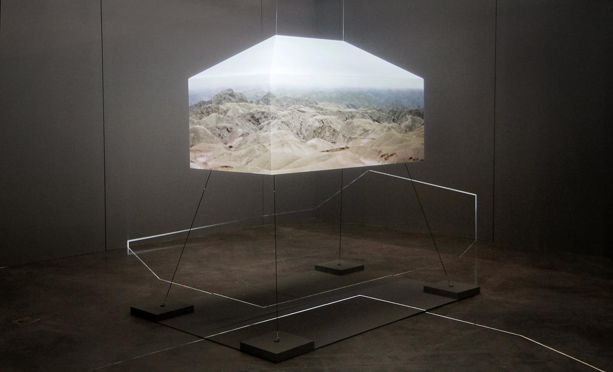 Riikka Kuoppala: And That's All I Remember (installation image), 2015